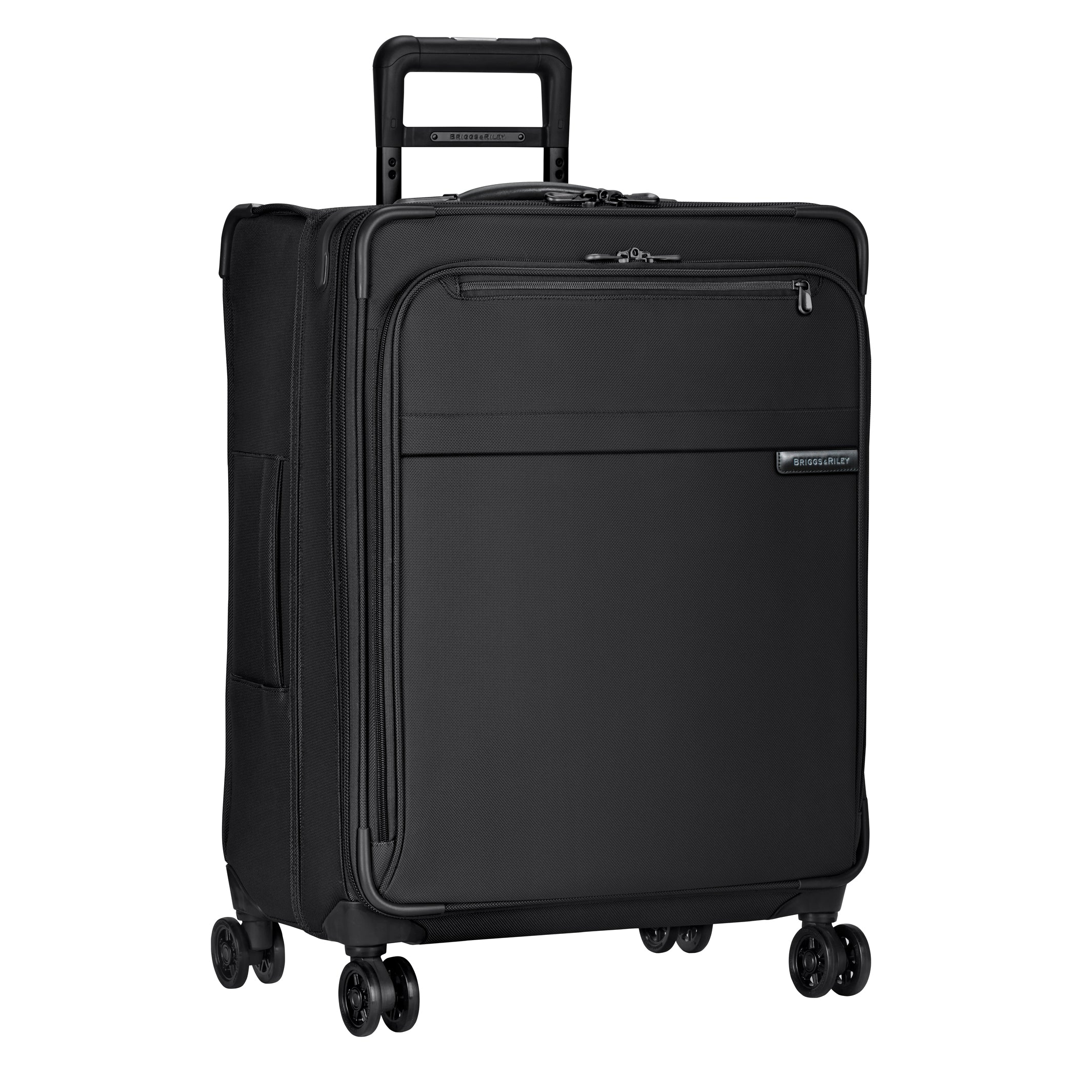 "Briggs & Riley Baseline 25"" Medium Expandable Spinner - Black 