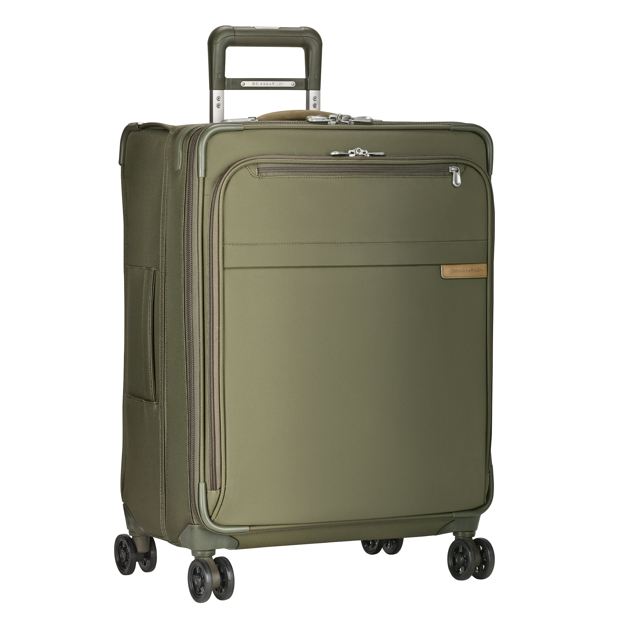 "Briggs & Riley Baseline 25"" Medium Expandable Spinner - Olive 