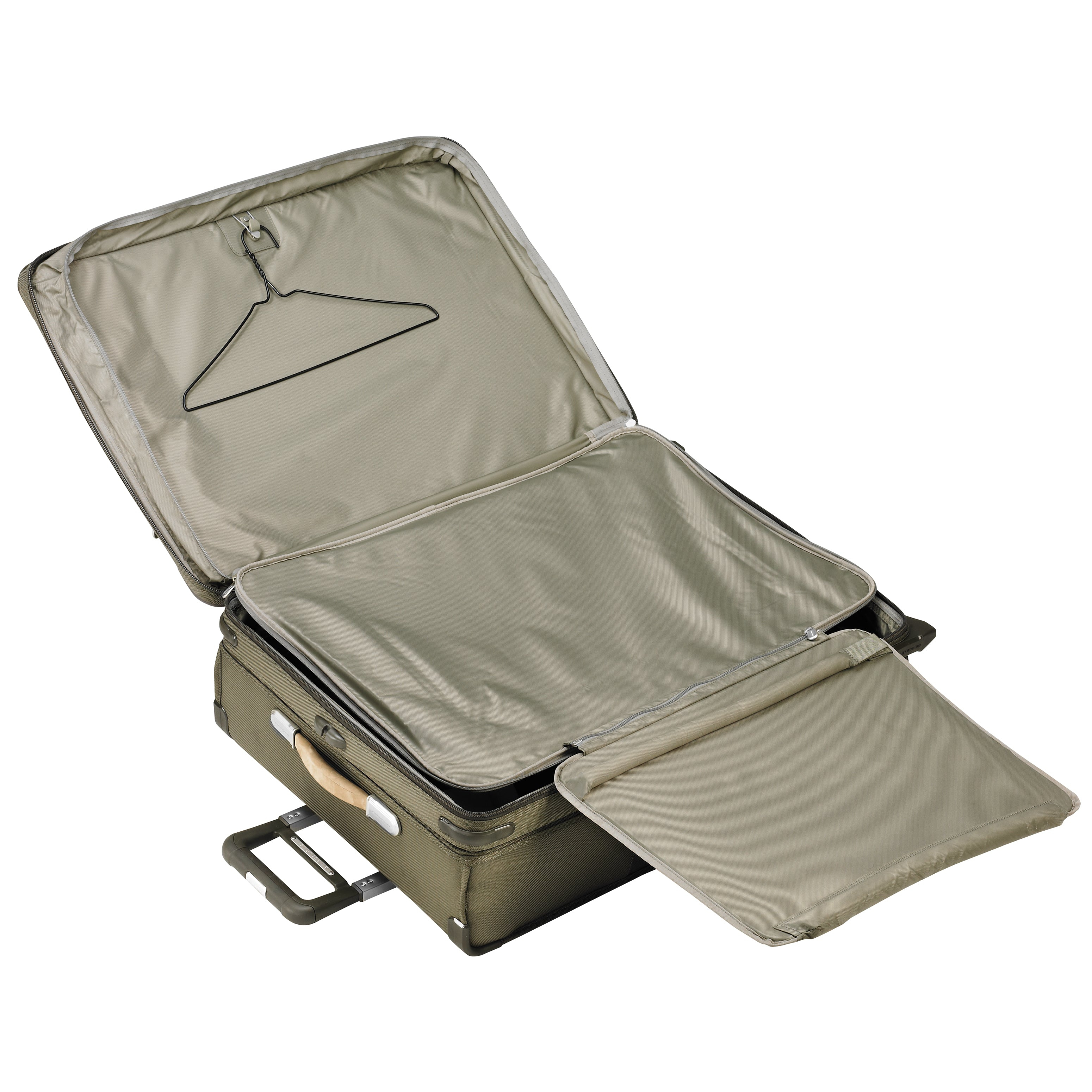 "Briggs & Riley Baseline 28"" Large Expandable Upright - Olive 