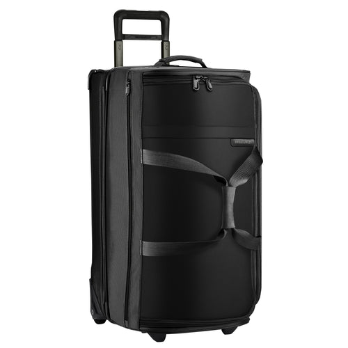 "Briggs & Riley Baseline 29"" Large Upright Duffle - Black 