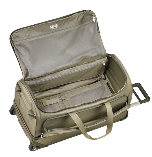 "Briggs & Riley Baseline 29"" Large Upright Duffle - Olive 