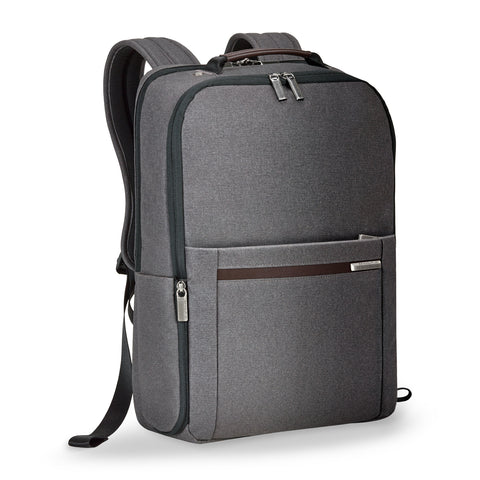 Briggs & Riley @Work Slim Backpack - Black