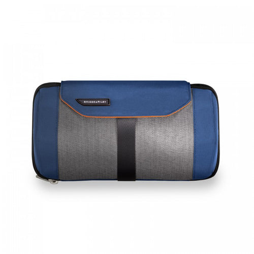 Briggs & Riley BRX Express Toiletry Kit - Blue | MEGO