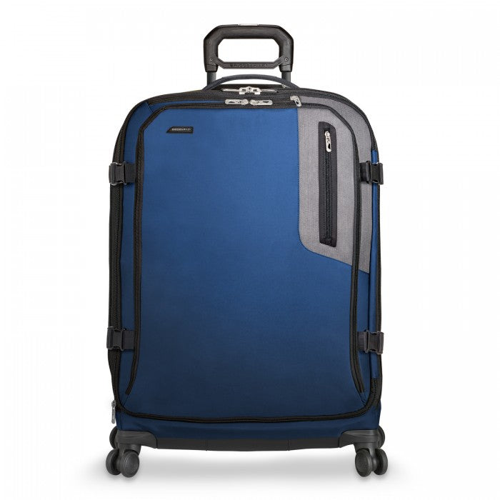 Briggs & Riley BRX Explore Large Expandable Spinner - Blue