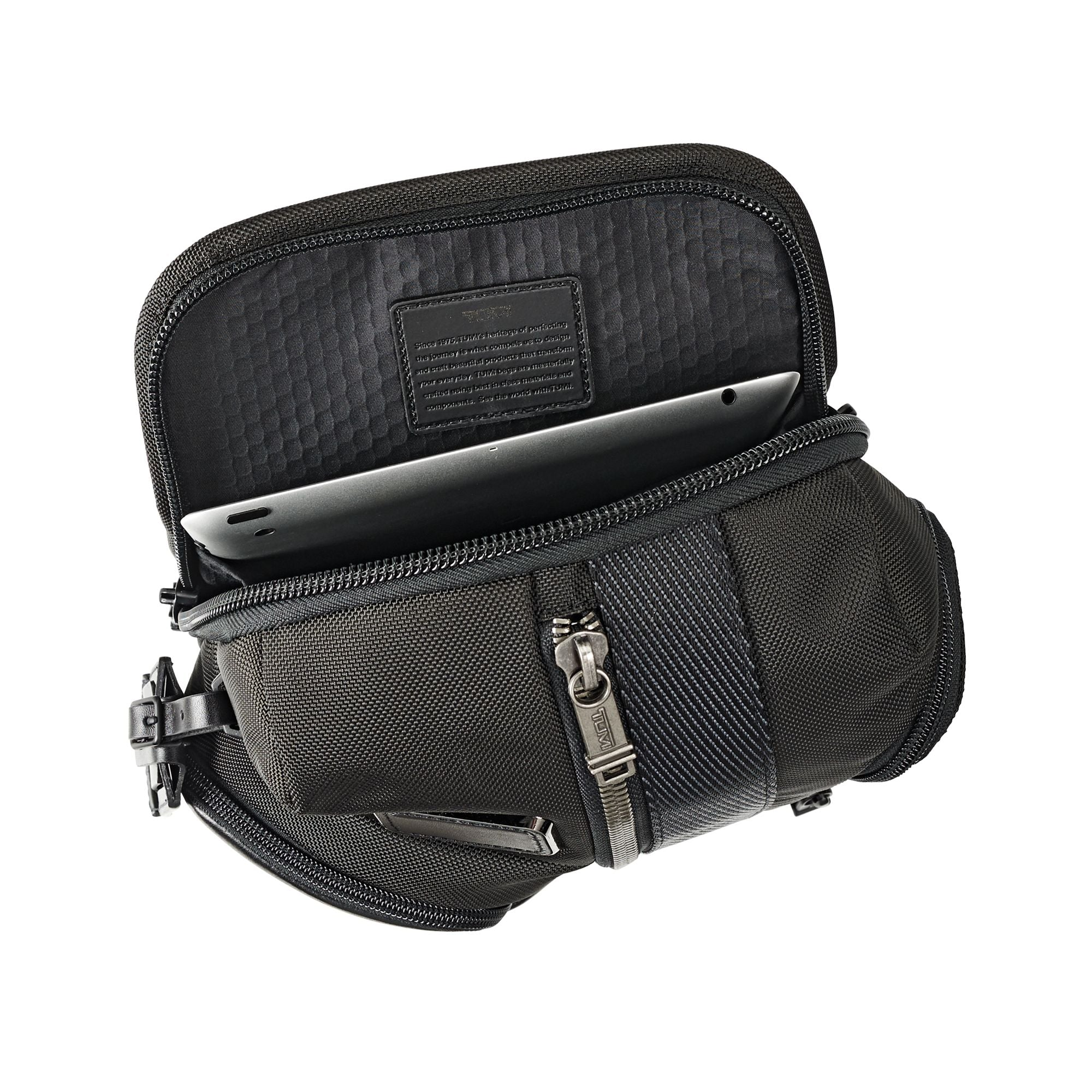Tumi Alpha Bravo Smith Sling - Black | MEGO