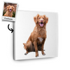 Pet Art - Custom - Canvas