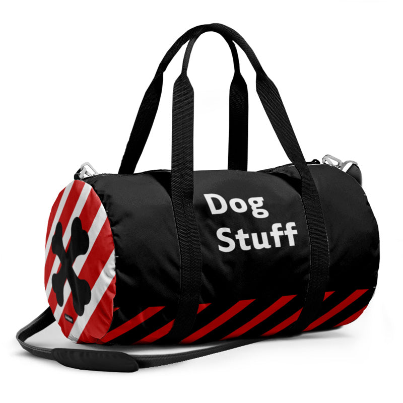 Dog Stuff Duffle Bag