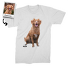 Pet Art - Custom - Men's Tee