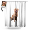 Pet Art - Custom - Shower Curtain