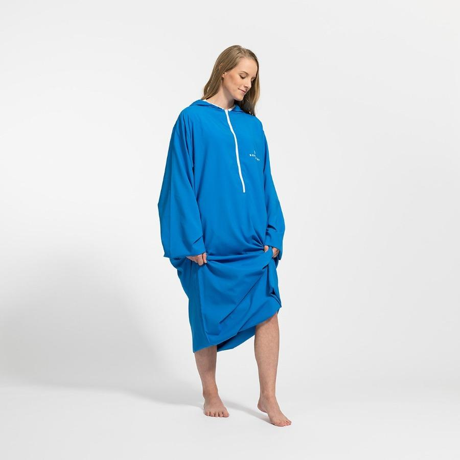 Bergstop MicroLiner: light sleeping bag liner for indoor and summer