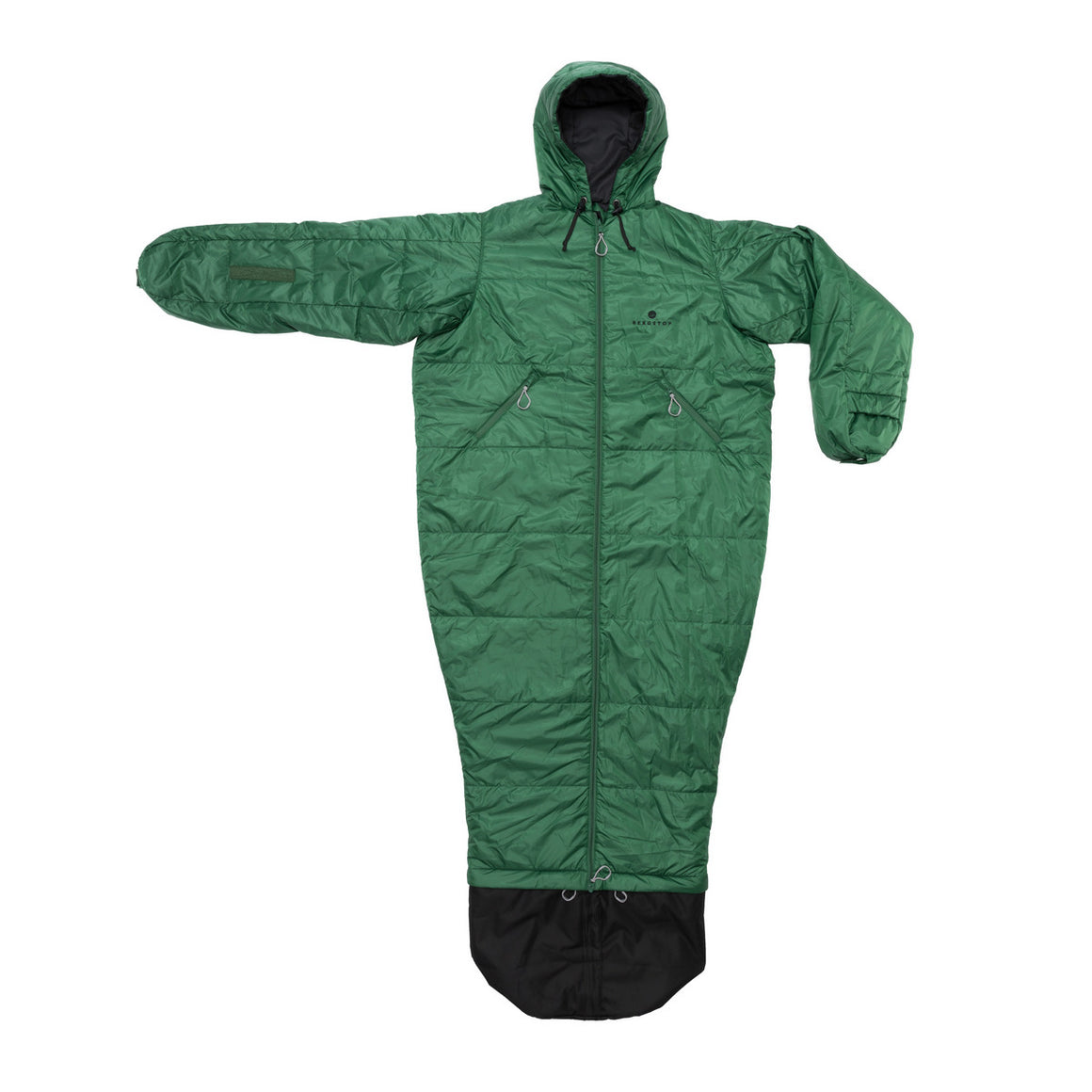 CozyBag Zippy von Bergstop: extra large wearable sleeping bag