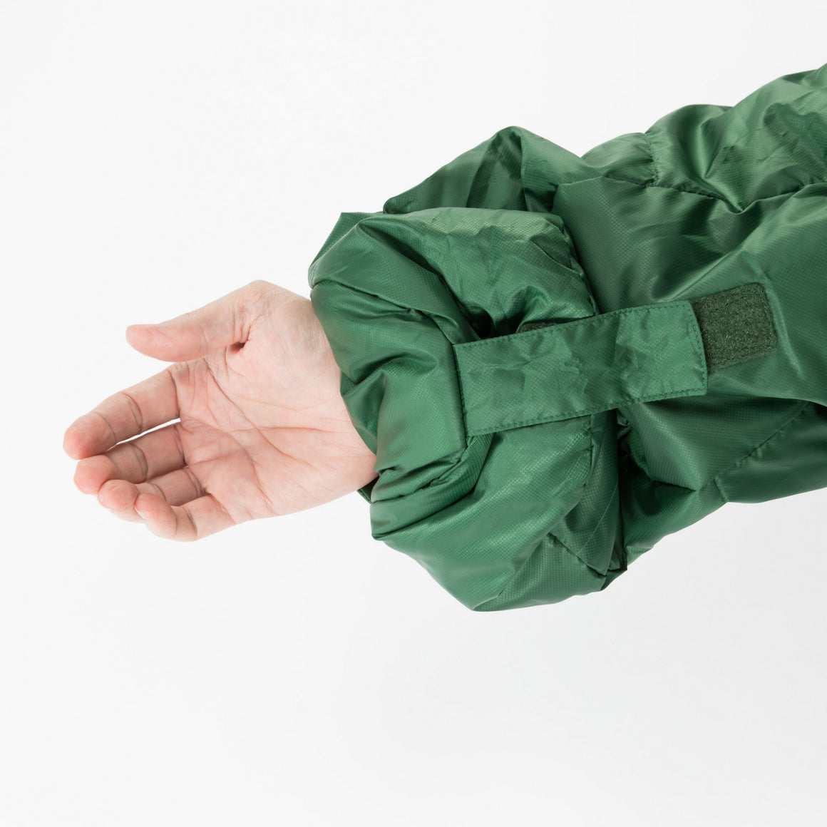 CozyBag Zippy by Bergstop: extra wide sleeping bag with arms