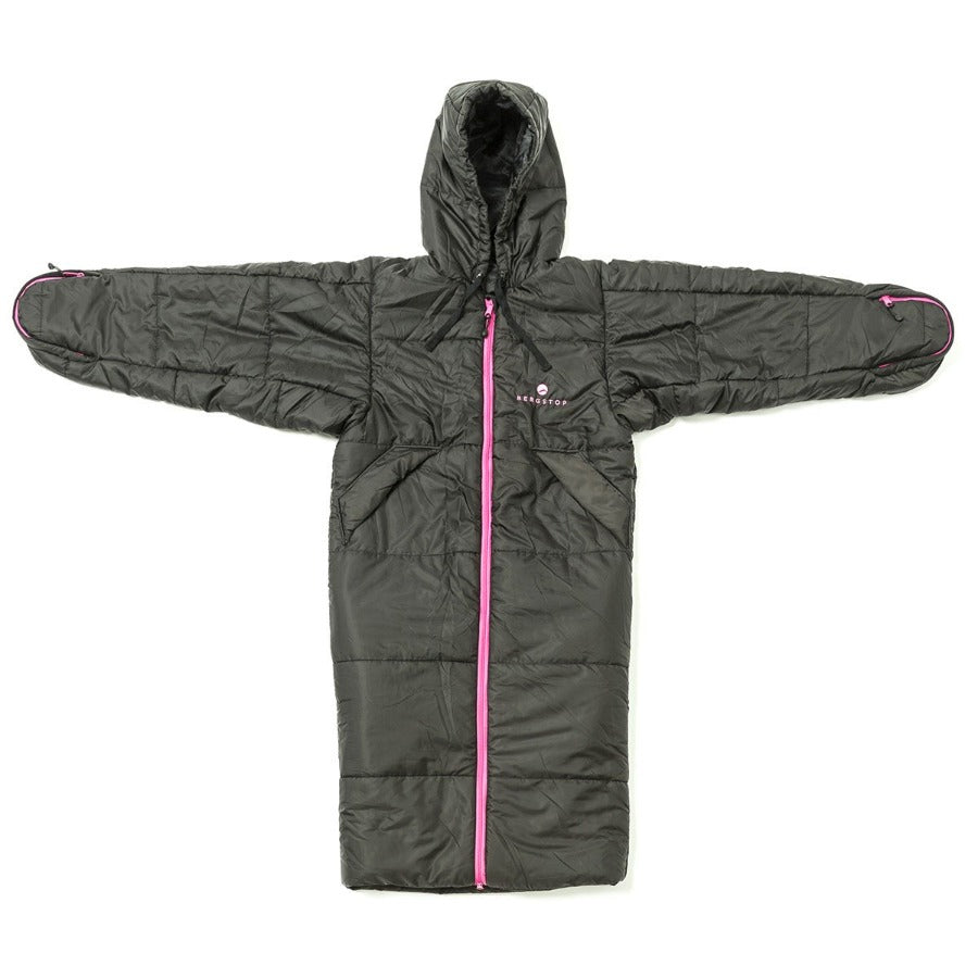CozyBag Classic: sleeping bag jacket