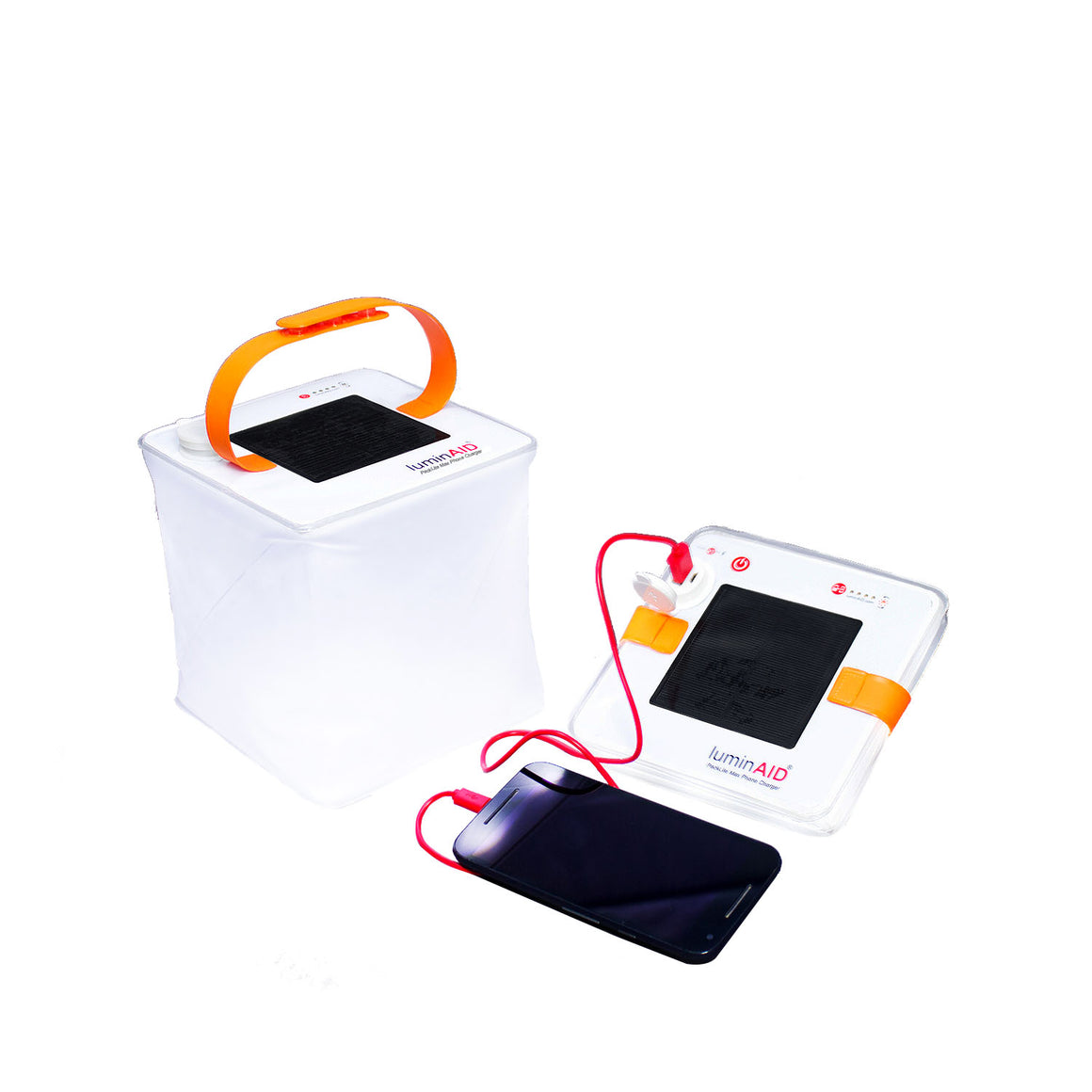 SolarLantern PackLite 2in1