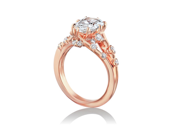 Constellation Diamond Ring Resset