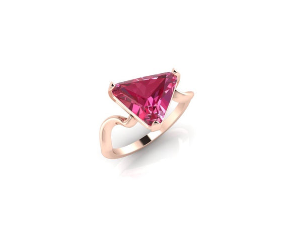 Triangle Spinel Ring