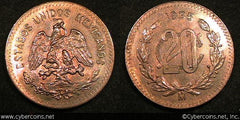 Mexican Coins – Cybercoins net