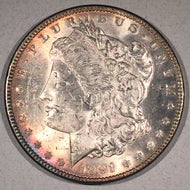 1891 Morgan Dollar, MS63