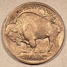 1913 Var 1 Buffalo Nickel, Grade= MS64