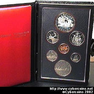1981, Double Dollar Prestige Proof Set 7