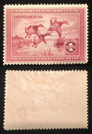 RW2 Duck Hunting Stamp, Mint hinged