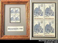 Massachusetts, Scott 2341, 1988 Mas...