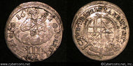 Germany/Trier, 1622, 3 Albus, KM56, VF -