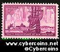 Scott 1027 mint  3c - 300th Anniversary of New York City