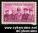 Scott 1067 mint sheet 3c (50) - Armed Forces Reserve