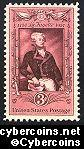 Scott 1097 mint  3c -  Birth of Lafayette