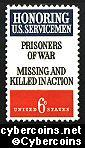 Scott 1422 mint  6c -   Prisoners of War