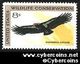 Scott 1430 mint  8c -   California Condor