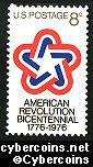 Scott 1432 mint sheet 8c (50) -   American Revolution Bicentennial