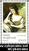 Scott 1536 mint  10c -   T. Gainsborough