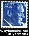 Scott 1770 mint sheet 15c (48) -  Robert F. Kennedy