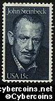 Scott 1773 mint sheet 15c (50) -  John Steinbeck