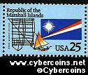 Scott 2506 mint 25c - Micronesia