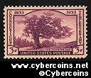 Scott 772 mint  3c - Connecticut Tercentenary