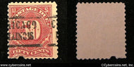 US #J37 Postage Due 50 Cent - Used