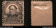 US #311 Dollar Farragut - Used - Light