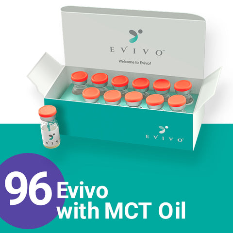 Evivo with MCT Oil, 96-count (NDC 86253-0100-15)