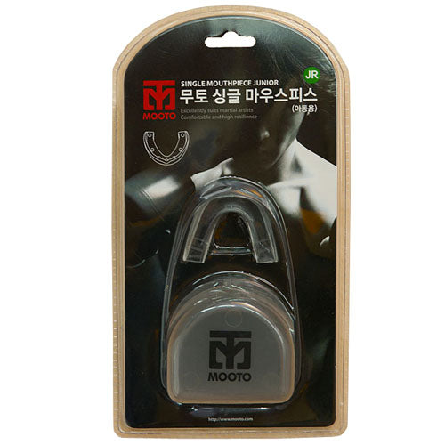 MOOTO SINGLE MOUTH GUARD WITH CASE