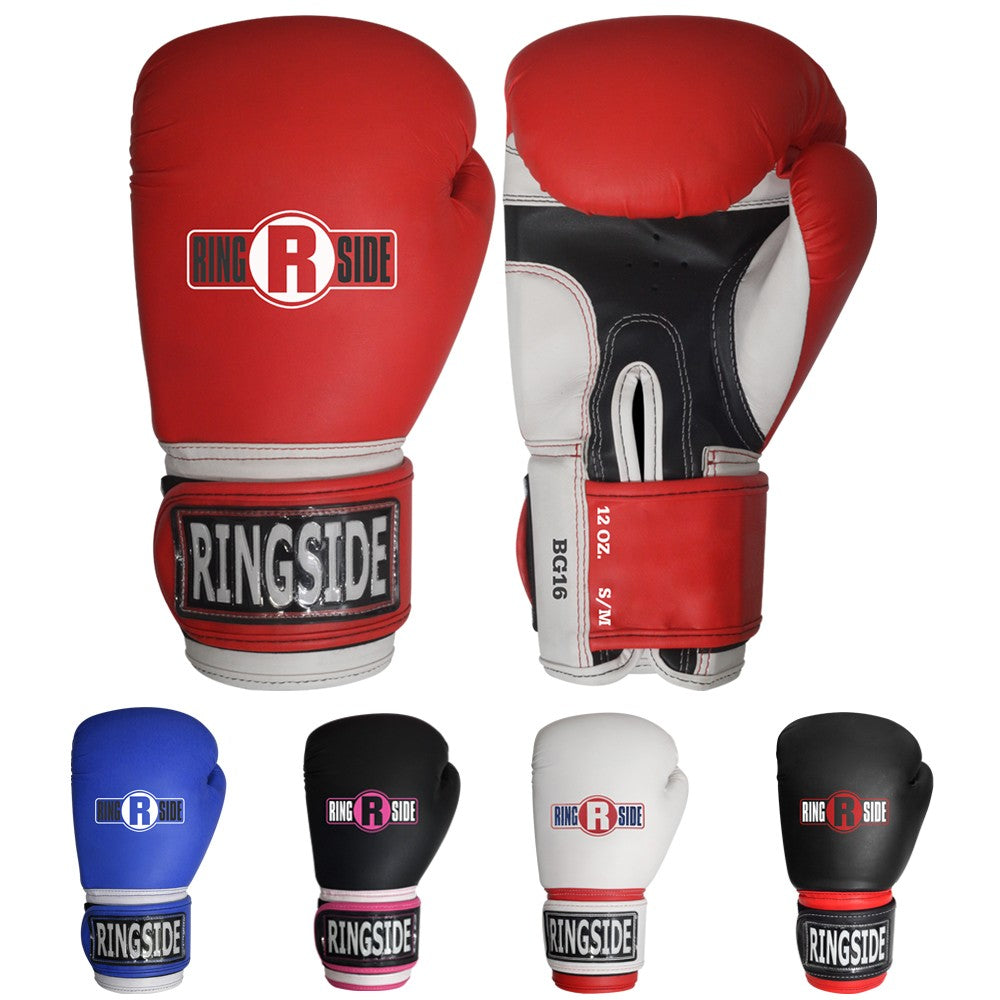 RINGSIDE PRO STYLE BOXING GLOVES