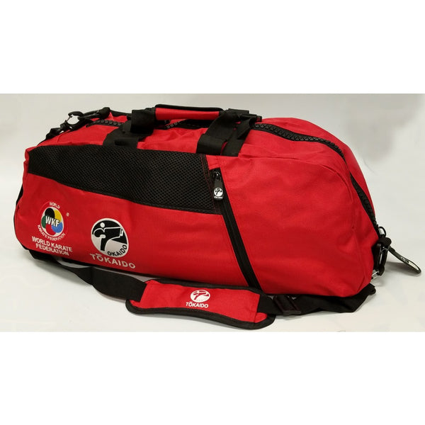 TOKAIDO LIMITED EDITION WKF CONVERTIBLE BACKPACK / DUFFEL BAG