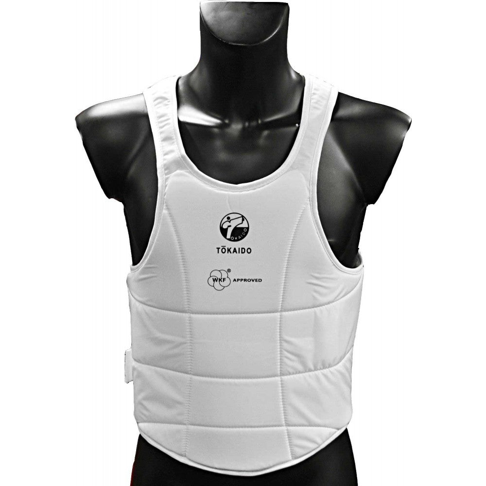 TOKAIDO WKF APPROVED BODY PROTECTOR