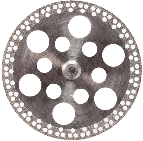 30mm & 38mm ZR Diamond Cutting Discs