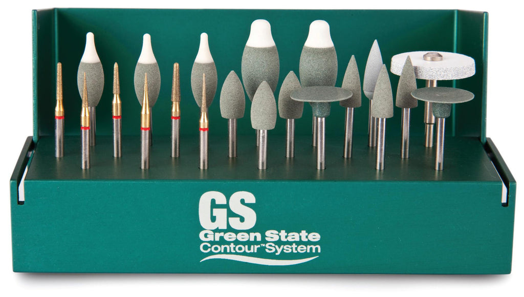 Green State Finishing Kit
