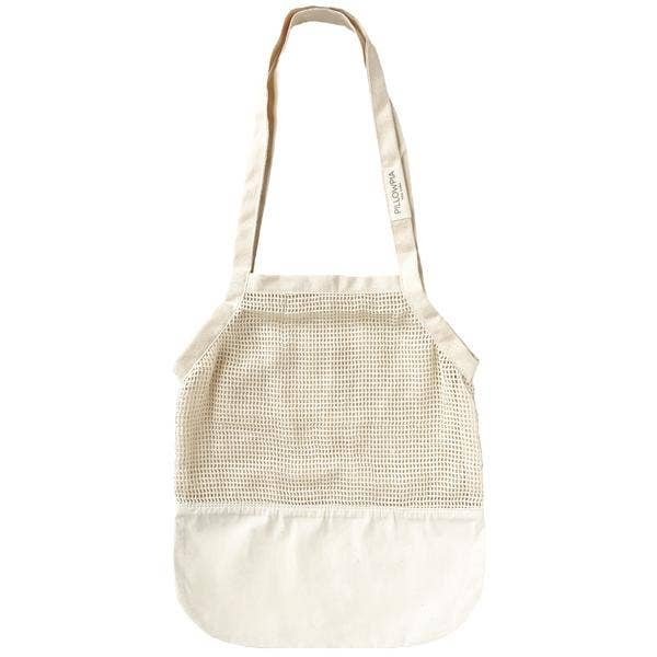 Pillowpia- Modern Market Tote(Natural)