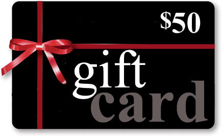 Gift Card-$50.00