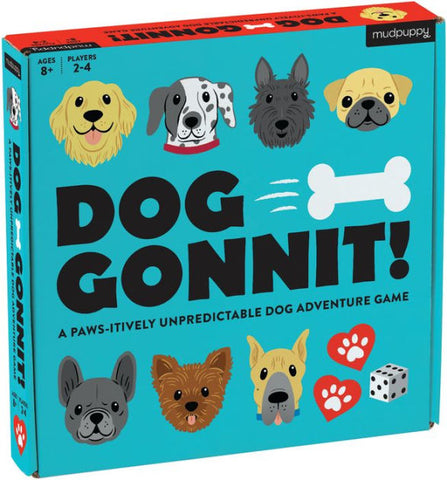 MudPuppy- Dog-Gonnit Board Game